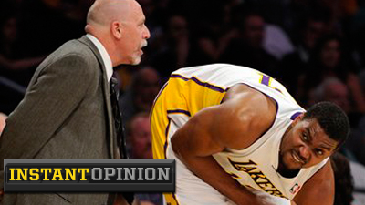 Andrew Bynum's Poor Attitude Won't Be What Keeps Lakers From Claiming Sixth Championship of Kobe Bryant Era