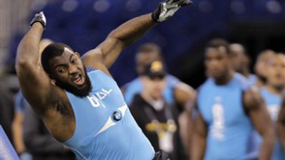 Andre Branch Could Be Patriots' Replacement for Mark Anderson in NFL Draft