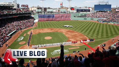 Red Sox Live Blog: Yankees Rain on Fenway Party, Take Opener 6-2