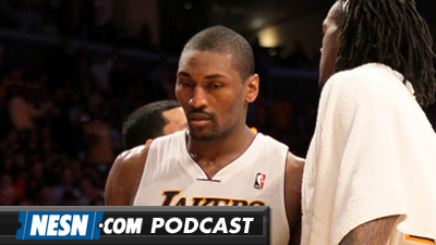 Metta World Peace's Elbow Could Derail Thunder's Championship Hopes (Podcast)