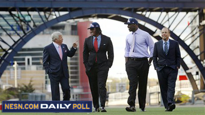 Vote: How Do You Grade the Patriots' 2012 Draft Class?