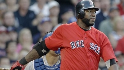 David Ortiz Leaves Game Against Indians With Sore Left Heel
