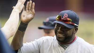 David Ortiz Says He's 'OK to Go' After Leaving Friday's Game With Sore Left Heel