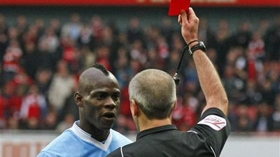 Mario Balotelli Tells His Critics to 'Shut Up' Since Manchester City Won Premier League Title (Video)