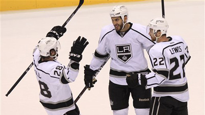 Kings Take Down Coyotes in Phoenix in Western Conference Finals (Video)
