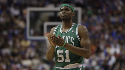 Keyon Dooling Brings Energy On, Off Court as Captain of Celtics Bench