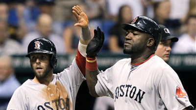 David Ortiz to Play First Base as Will Middlebrooks, Daniel Nava Also Start in Power-Filled Lineup Against Phillies