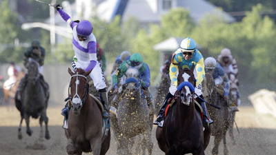 I'll Have Another Wins Preakness, Setting Up Chance at Triple Crown