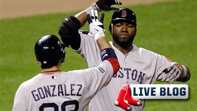 Red Sox Live Blog: Boston Manages Just Two Hits, Orioles Win 4-1