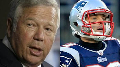 Robert Kraft Wants Wes Welker to Be 'Patriot for Life,' But Also Adds 'It Takes Two Sides'