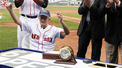 Vote: Who Should Be 10th Man on the Red Sox' All-Fenway Team?