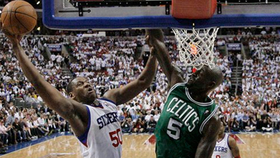 Kevin Garnett's 'Fair-Weather Fans' Comment Injects More Intensity Into Celtics-Sixers Rivalry