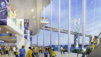 Golden State Warriors to Move From Oakland to San Francisco Pier, NBA Announces