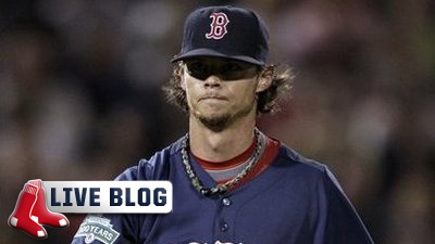 Red Sox Live Blog: Clay Buchholz Dazzles in Sox 7-2 Win Against Blue Jays