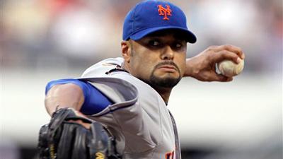 Johan Santana Throws First No-Hitter in New York Mets History