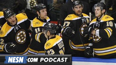 Bruins Unlikely to Make 'Huge Moves' This Offseason, Focus Instead Should Be on Rounding Out Roster (Podcast)