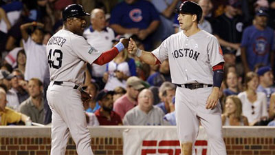 Ryan Kalish Delivers Much Needed Spark to Red Sox Offense With Go-Ahead RBI