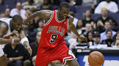 Report: Bulls Willing to Trade Luol Deng for Lottery Pick