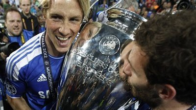 Report: Chelsea Staff Members Break Handle of European Cup During After-Hours Shenanigans