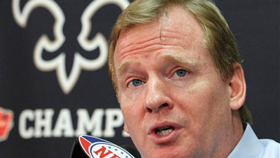 Roger Goodell Creates Anonymous 'Bounty Tip Line' for NFL Players, Coaches