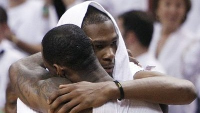 LeBron James, Kevin Durant Rivalry Closes First Chapter, Could Be Set for Many More