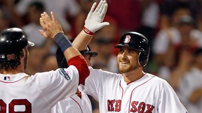 Bobby Valentine Plans to Ride 'Hot Hand' Will Middlebrooks at Third Base, Will Bench Kevin Youkilis for Now