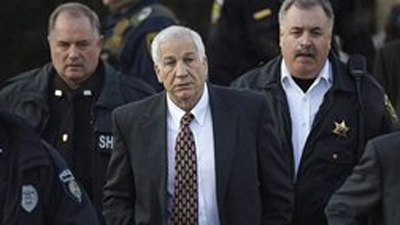 Jerry Sandusky Convicted on 45 Counts in Child Sex Abuse Trial
