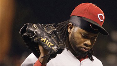 Johnny Cueto Says Tony La Russa Snubbed Him From All-Star Game Because of Old Girlfriend