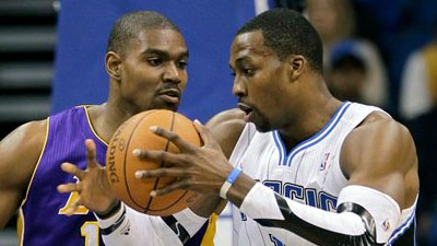 Report: Lakers Prepared to Offer Andrew Bynum, Metta World Peace for Dwight Howard