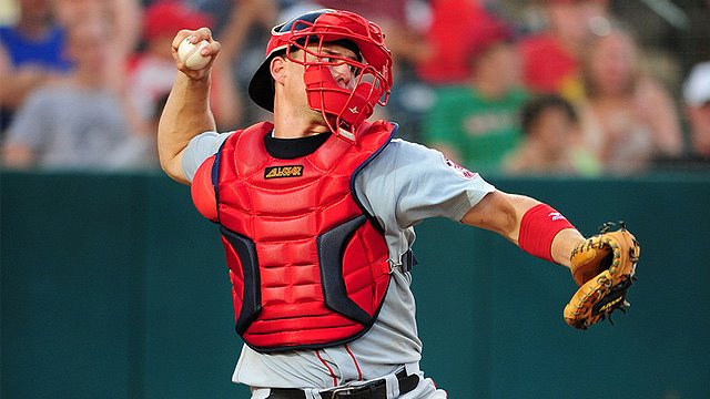Ryan Lavarnway Flourishes As He Adapts To Catching On An Everyday Basis