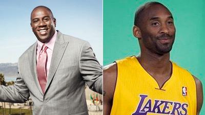 Magic Johnson Says Dream Team 'Too Smart,''Too Competitive' to Lose to Kobe Bryant's 2012 USA Team