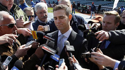 Massachusetts Woman Accused of Stalking Theo Epstein Arrested in Chicago