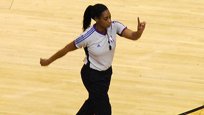 Two Women Are Top Candidates to Become NBA Referees in 2012-13 Season