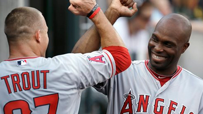 Comerica Park Bomb Threat Can't Keep Mike Trout, Angels Offense From Exploding Against Tigers
