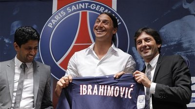 Zlatan Ibrahimovic Will Make It Difficult for PSG to Become European Powerhouse
