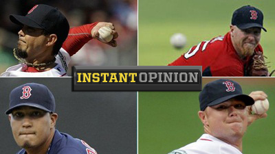 Red Sox Need to Stick With Starting Pitchers, Avoid Trade Temptations at Deadline
