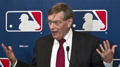 Commissioner Bud Selig Says MLB Will Expand Replay to Include Trapped Balls, Fair-Foul on Line Drives