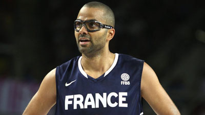 Tony Parker Won't 'Stop Living' After Freak Eye Injury, Looks to Lead Banged-Up France Team in London