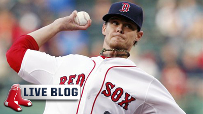 Red Sox Live Blog: Clay Buchholz, Dustin Pedroia Help Sox Take Series Opener Against Tigers