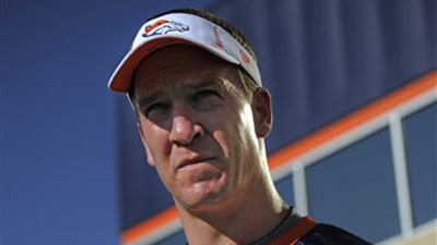 Report: Peyton Manning Still Dealing With Nerve Damage That Could Affect Throwing Strength