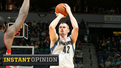 Timberwolves Step Sideways in Quest to Build Long-Term Contender Around Kevin Love