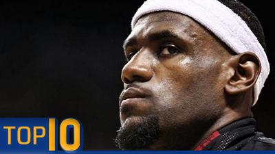 LeBron James, Dwight Howard Lead List of Top 10 NBA Storylines In 2012-13 Season