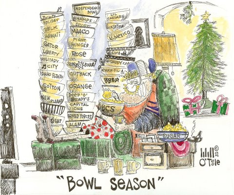 BCS Championship, Bowl Season Among Best Parts of the Holidays