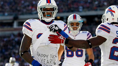 Steve Johnson's Touchdown Celebration Earns Game-Turning Benching During Loss to Patriots