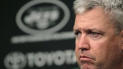 Report: Rex Ryan Cries During Emotional Team Meeting, Feels Jets Didn't Come Together