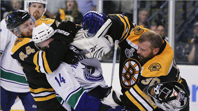 Bruins-Canucks Rematch Guaranteed to Stir Strong Emotions on Both Sides