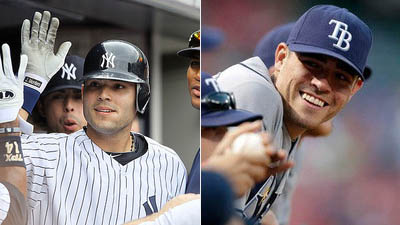 Yankees' Jesus Montero, Rays' Matt Moore Put Respective Farm Systems Among Baseball's Best