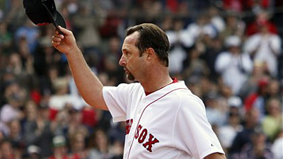 Tim Wakefield Says Other Teams Have Expressed Interest, But Wants to Pitch One More Year in Boston