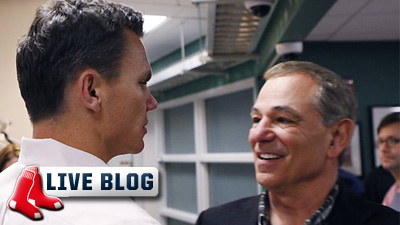 Red Sox Town Hall Live Blog: Ben Cherington Expects Team to Evolve Throughout the Season