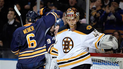 Bruins Suffer Painful Defeat in Buffalo As Club Can't Overcome Controversial Call